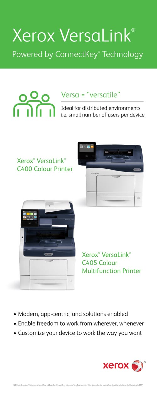 VersaLink Colour Printer